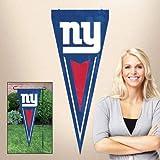 NFL New York Giants Yard Pennant