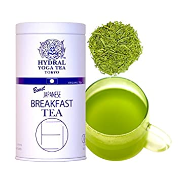 Hydral Yoga Tea Organic Green Tea and Matcha Powder (JAS ...