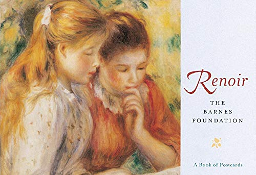 Renoir: The Barnes Foundation: A Book of -