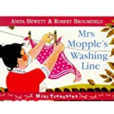 Mrs. Mopple's Washing Line (Mini Treasure): Written by Anita Hewett, 1999 Edition, (New edition) Publisher: Red Fox [Paperback]