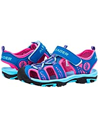 3f2960846a1504 Kids Youth Sport Water Hiking Sandals (Toddler Little Kid Big Kid)