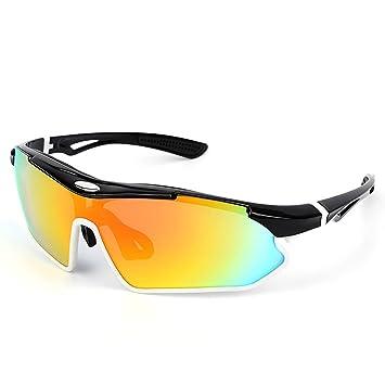 ZELO-VTE Gafas de Sol polarizadas para Hombre y Mujer, para Viajes, Golf