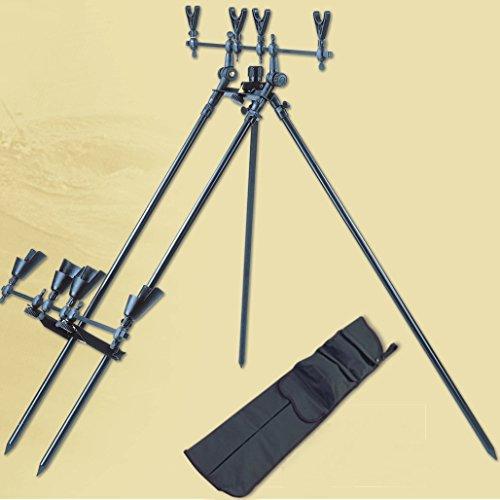 High Pod Deluxe STM / Rod Pod / High Pod komplett mit Tasche