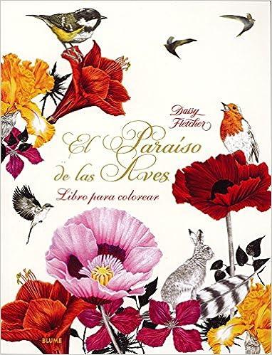 Paraíso de las Aves: Un libro para colorear: Amazon.es: Daisy ...