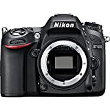 Nikon D7100 24.1 MP DX-Format CMOS Weather-Resistant Digital SLR Camera (Body Only) with full HD 1080P Video (Certified Refurbished)
