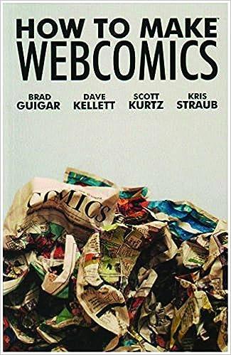 Amazon com: How to Make Webcomics (9781582408705): Scott