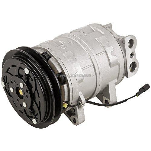 AC Compressor & A/C Clutch For Isuzu NPR Chevy GMC W5500 Replaces Zexel 506011-8241 506211-2801 897161-1731 506211-7770 - BuyAutoParts 60-01663NA New ()