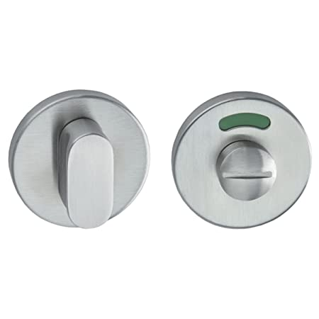 Thumb turn lock indicator