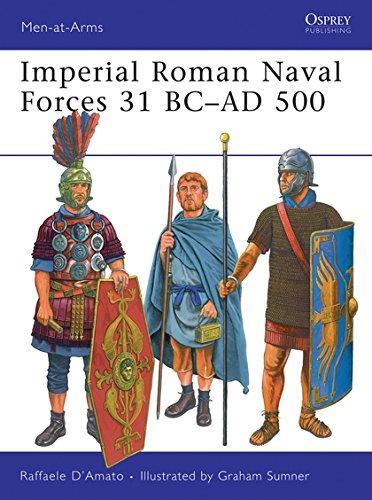 Download Imperial Roman Naval Forces 31 BC–AD 500 (Men-at-Arms) pdf epub