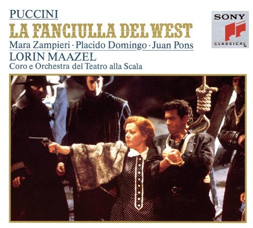 Оперетта La Fanciulla Del West /