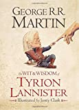 Book Cover for The Wit and Wisdom of Tyrion Lannister