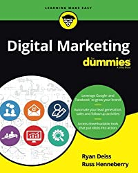 Image of the product Digital Marketing For that is listed on the catalogue brand of For Dummies.