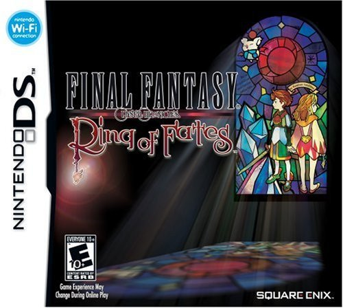 (Final Fantasy Crystal Chronicles: Ring of Fates - Nintendo DS)