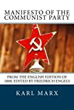 Image of Manifesto of the Communist Party: [From the English edition of 1888,  edited by Friedrich Engels]
