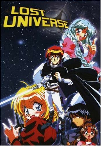 Lost Universe - Thinpak Collection by Right Stuf