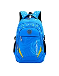 MATMO Kids Backpack Travel Daypack Durable School Bag for Boys and Girls
