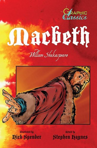 Read Online Macbeth (Graphic Classics) PDF