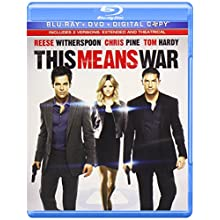 This Means War (Blu-ray + DVD + Digital Copy) (2012)