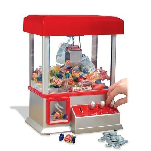 ETNA PRODUCTS CO INC Carnival Crane Claw Game - Features