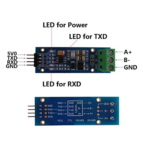 85%OFF DSD TECH SH-U12 RS485 to TTL 5V Board With MAX13487
