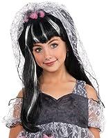 Girls Monster Bridal-ista Wig - Child Std.