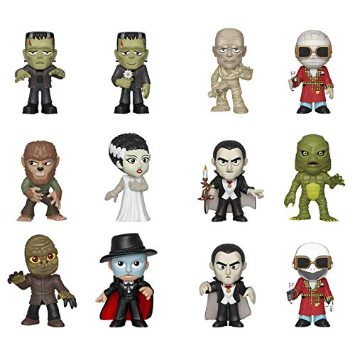 Funko Mystery Minis: Universal Monsters from Funko