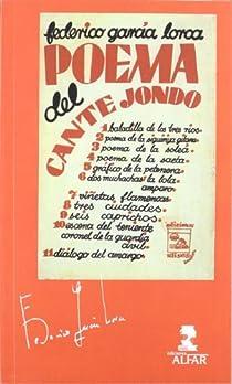 Poema del cante jondo par García Lorca