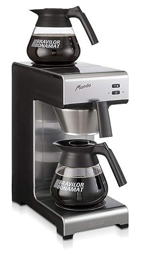 Bravilor Bonamat Cafetera Eléctrica Tipo Mondo 2 rápido filtro jarra de café: Amazon.es: Hogar