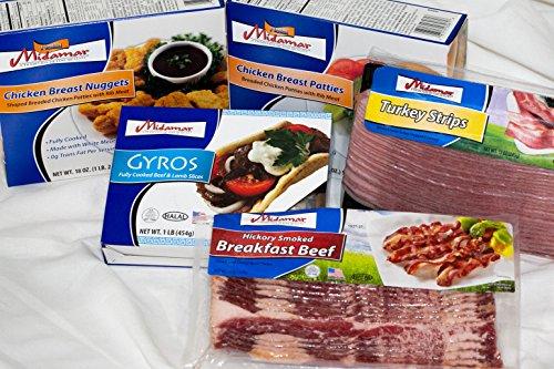 Midamar Halal Best Seller Package