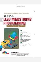 Core LEGO MINDSTORMS Programming: Unleash the Power of the Java Platform Paperback