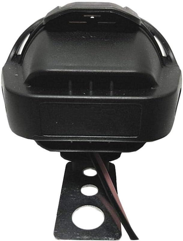Suuonee moto feu arri/ère moto r/étro LED arri/ère feu arri/ère indicateur indicateur de frein plaque dimmatriculation lampe lentille fum/ée