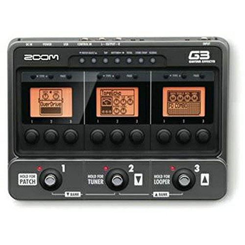 Zoom G3 Guitar Effects Simulator