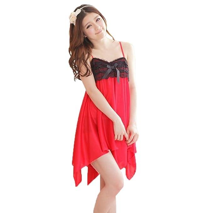 ASYT patrones para pijamas para mujer Night coser un vestido de ...