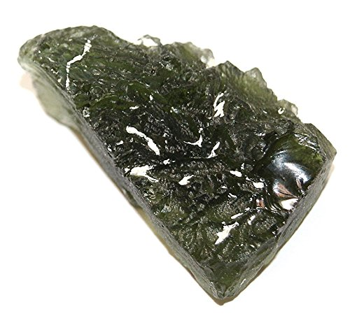 Moldavite Rare Natural High Vibration Crystal Genuine 11.3 Grams MOLD17S2916