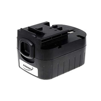 Batería para Black & Decker Batería de destornillador ...