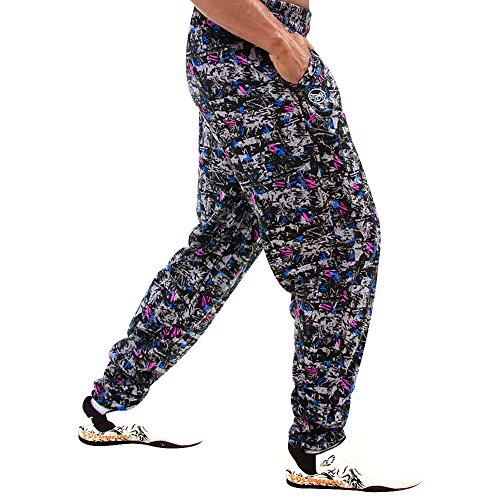 Otomix Men's Lightning Baggy Workout Pants (Workout Baggy Pants)