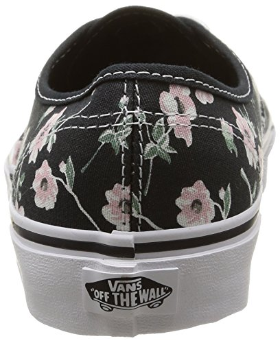 Floral Mixte Baskets Multicolore vintage Authentic Graphite Adulte Floral Vans Vintage blue Basses U YqYvA
