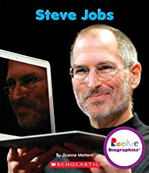 Steve Jobs (Rookie Biographies)