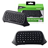 Bottone 2.4G Wireless Chatpad Message Keyboard For Xbox One Controller 3.5mm Audio Port Black Review