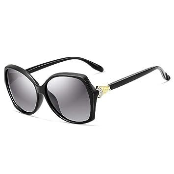 WY-Tong Gafas Gafas de Sol señora polarizado UV Exterior ...
