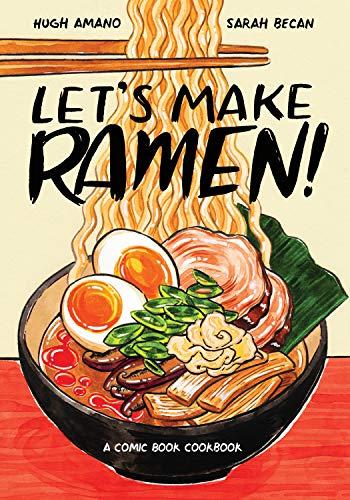 Let's Make Ramen!: A Comic Book ()