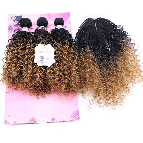 Synthetic Bundles Closure Inches Solution product image
