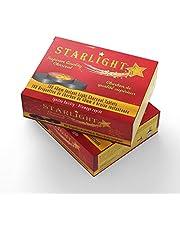 Starlight Charcoal 1 Box 10 Rolls 100 Tablets