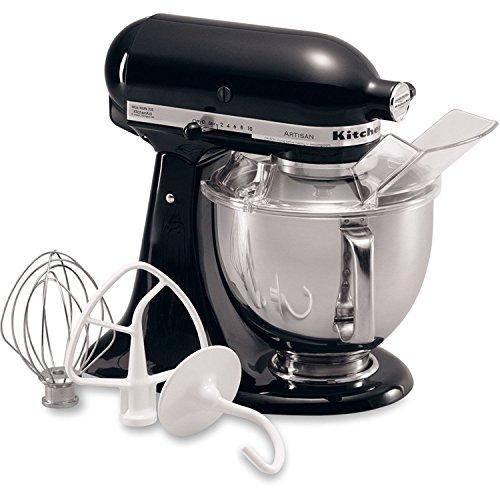 kitchenaid artisan mixer black - 9