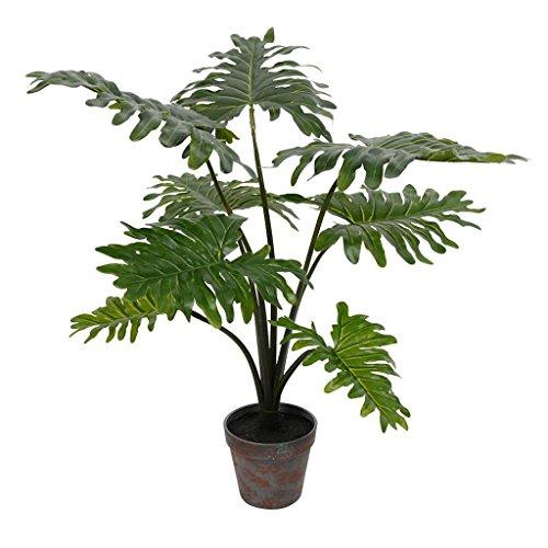 Vickerman TB180725 Green Potted Grand Philo Everyday Bush -