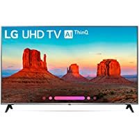 LG Electronics 55UK7700PUD 55-Inch 4K Ultra HD Smart LED TV (2018 Model)