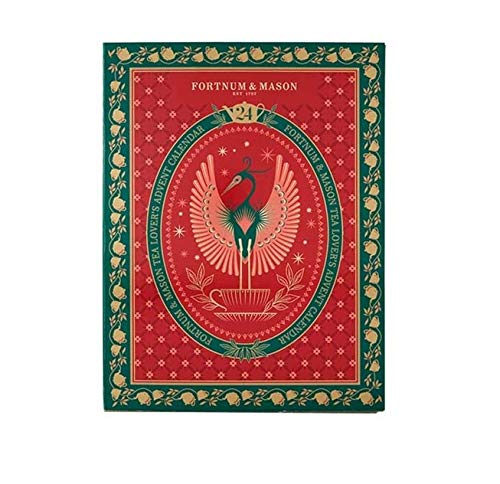 Fortnum & Mason Tea, Christmas Tea Lover's Advent Calender by Fortnum & Mason