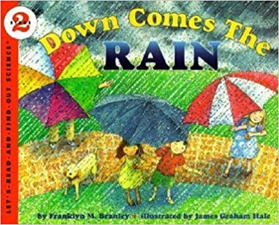 Book [(Down Comes the Rain )] [Author: Franklyn M. Branley] [Sep-1997]