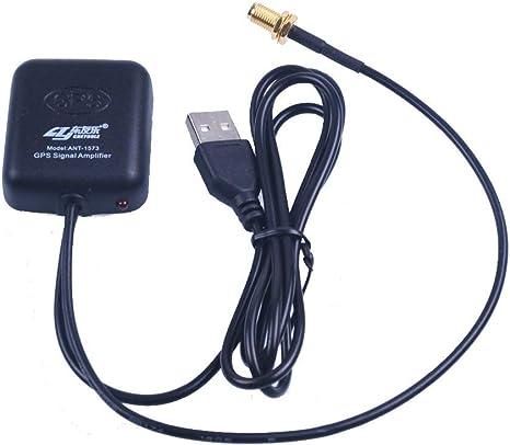 Super1Six Antena GPS Navigator Amplificador, 5M / 16FT los ...