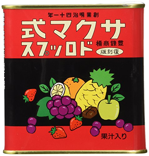 Japanese Candy Sakuma Drops Reprint 6oz Model Grave of the Fireflies